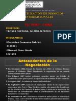 Tlc Peru y China
