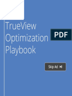 Youtube Trueview Playbook