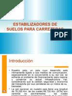 Estabilizadores de Suelos-MTC