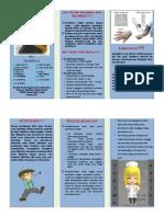 Leaflet Difteri Anak Kel 1
