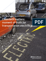 11 - E_Y - Cleantech Matters - Moment of Truth for Transportation Electrification