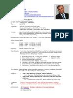Resume 2016 - Nasrullah Jan