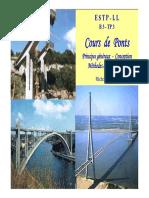 1 - Principes - OA Courants - Sur Cintres - A l'Avancement