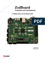 ZedBoard_boot_guide_IDS14_1_v1_1 pdf | Booting | Usb