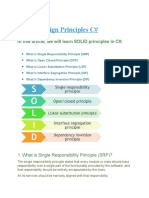 SOLID Design Principles C# (1)