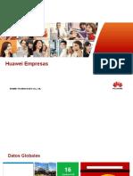 Presentacion Corporativa Huawei Empresas 2014-2