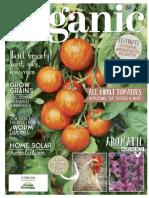 ABC Organic Gardener Magazine - October 2016