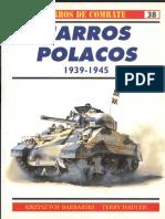 Carros Polacos 1939-1945 Carros de Combate 38