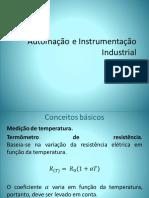 Fabricação Mecânica e Metrologia Aplicada Temperatura