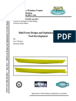 Hull Form Design and Optimization