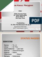 Presentasi Kasus Pterygium Fixed