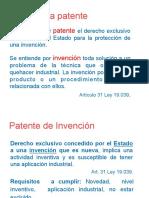 Patentes- Modelos de Utilidad