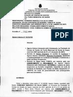 Acordao de Revisao - Tcm