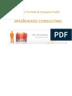 Company Profile & Product Portfolio