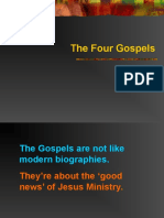 Four Gospels Overview