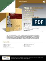 Atlas de Antomia Radiografica