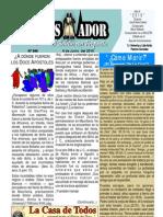 """06-06-2010 El Conquistador Boletín Semanal de """"La casa de Todos"""""""""""