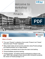 Workshop on Finacle