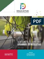 Guia Basica de Derechos para usuarios de bicicletas