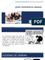 Manual de Buena Convivencia Laboral