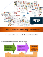 Empresa y Estrategia de Marketing-libre