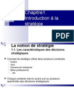 Chapitre1 STRAT