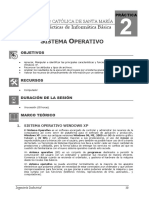 Guia de Practicas de Informatica Basica - Sesion 02