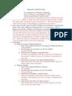 Homework 2 - Missouri Constitution