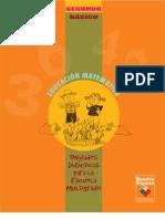 Unidades Didácticas para la Escuela Multigrado. Educación Matemática, 2º Básico.