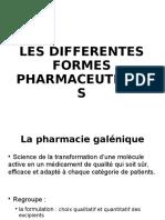 Différentes formes pharmaceutiques CD (2) (récupéré).ppt