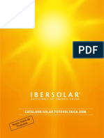 Catalogo Ibersolar Fotovoltaica