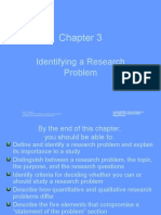 3_Identifying a Research Problem