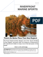 Riverfront Marine Newsletter