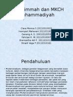 Muqadimmah Dan MKCH Muhammadiyah