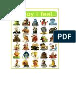 Feelings Muppets