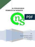 Proposalpenawaranpembuatanwebsite2014 141217021324 Conversion Gate01