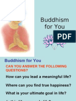 Buddhism for You-Introduction
