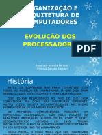 Apresentação sobre Processadores.ppt