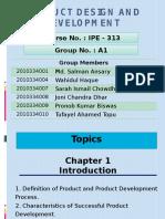 Pdd Pdf New Product Development Product Design