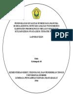 Label CD Laporan