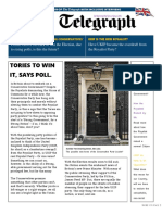 The Telegraph | First Edition