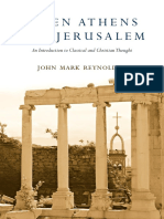 2009 John Mark Reynolds - When Athens Met Jerusalem - An Introduction to Classical and Christian Thought_Rebwl