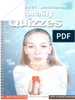 Timesaver Personality Quizzes