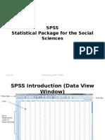 SPSS (Lab)