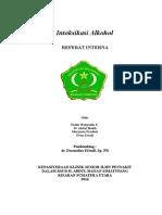 Intoksikasi Alkohol COVER