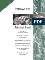 Freelander 1 MY98 - Manual de Reparaciones de Carroceria