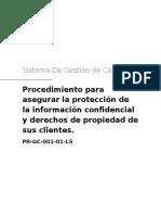 ok PR-GC-001-01-LS