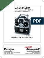 Manual Futaba 6J(Portugues)
