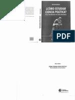 NOHLEN Dieter_Como Estudiar La Ciencia POlítica