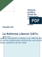 10.Reforma Liberal CIGR